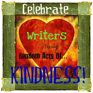 Post image for Friday Fave Five…Random Acts of Kindness…and a Winner!