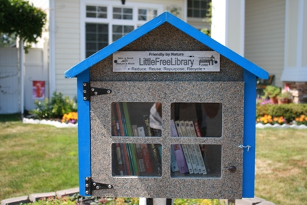 Post image for Little Free Library