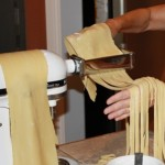 Photo Friday – Pasta Making
