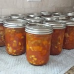 Canning – Vegetable Soup